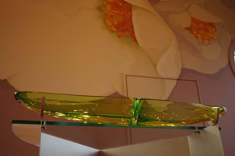 Glas object trouwzaal - Glass+Steel