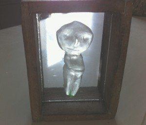 In a box - Glass